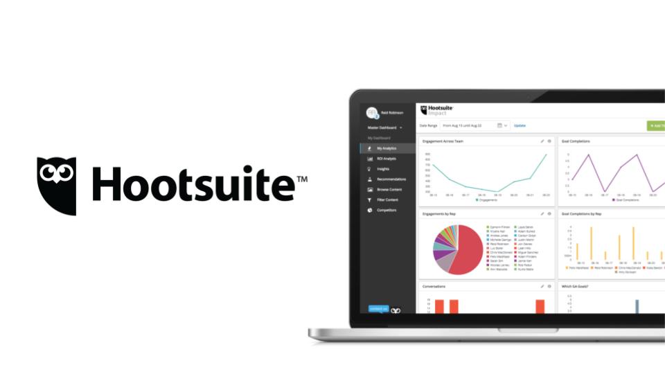 Hootsuite - recurpost - social media scheduler