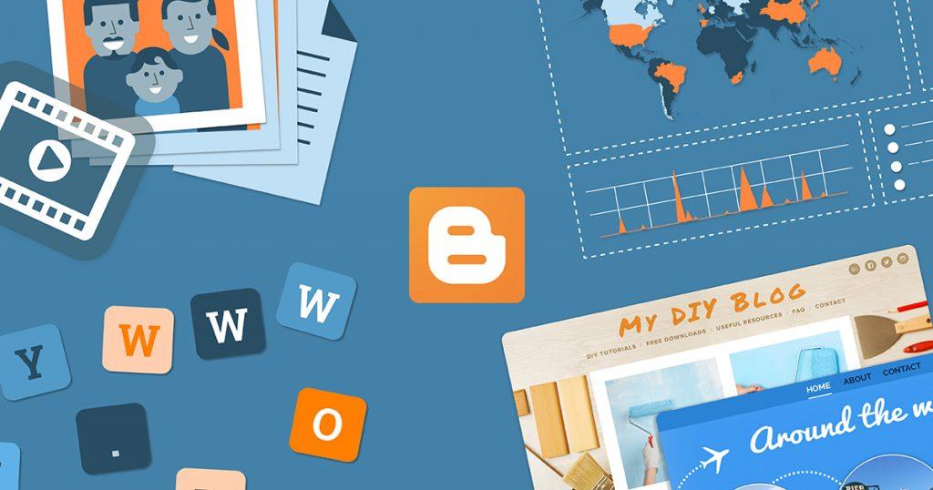 Blogger as blogging tool - recurpost - social media scheduler