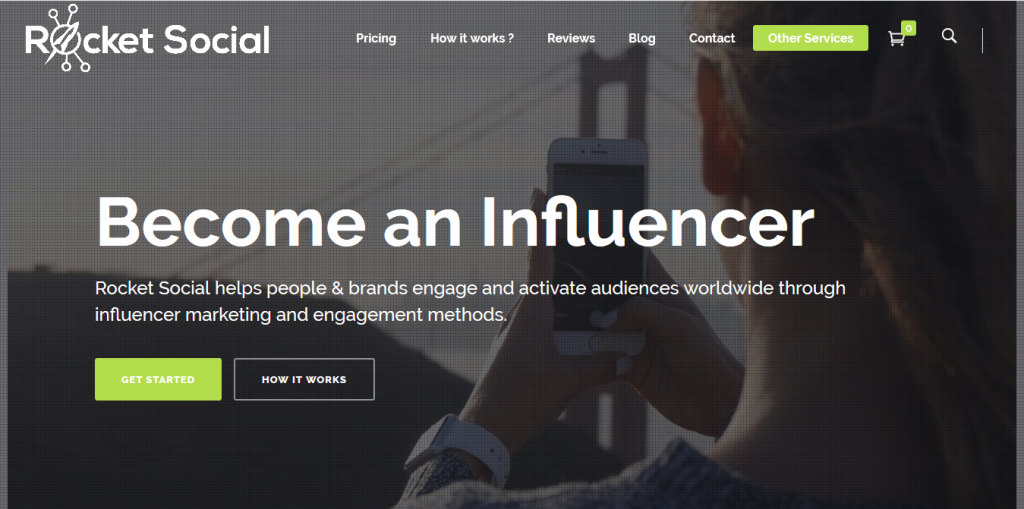Rocket social - recurpost - social media scheduler