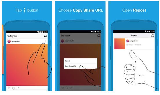 Repost- Instagram Tools - recurpost - social media scheduler