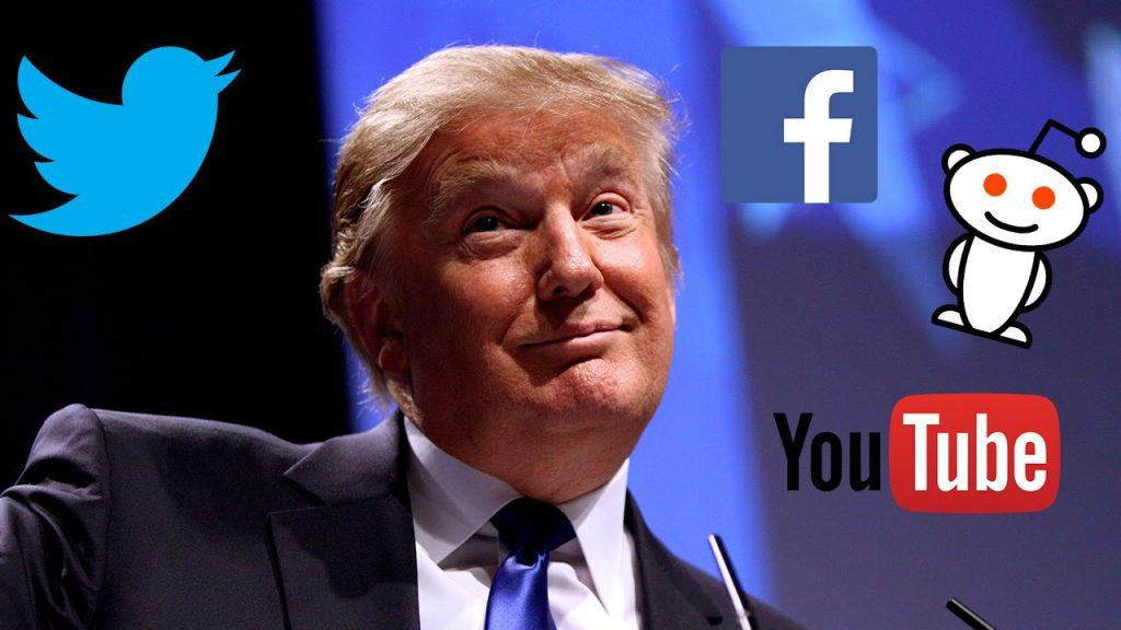 Trump winning - recurpost - social media scheduler