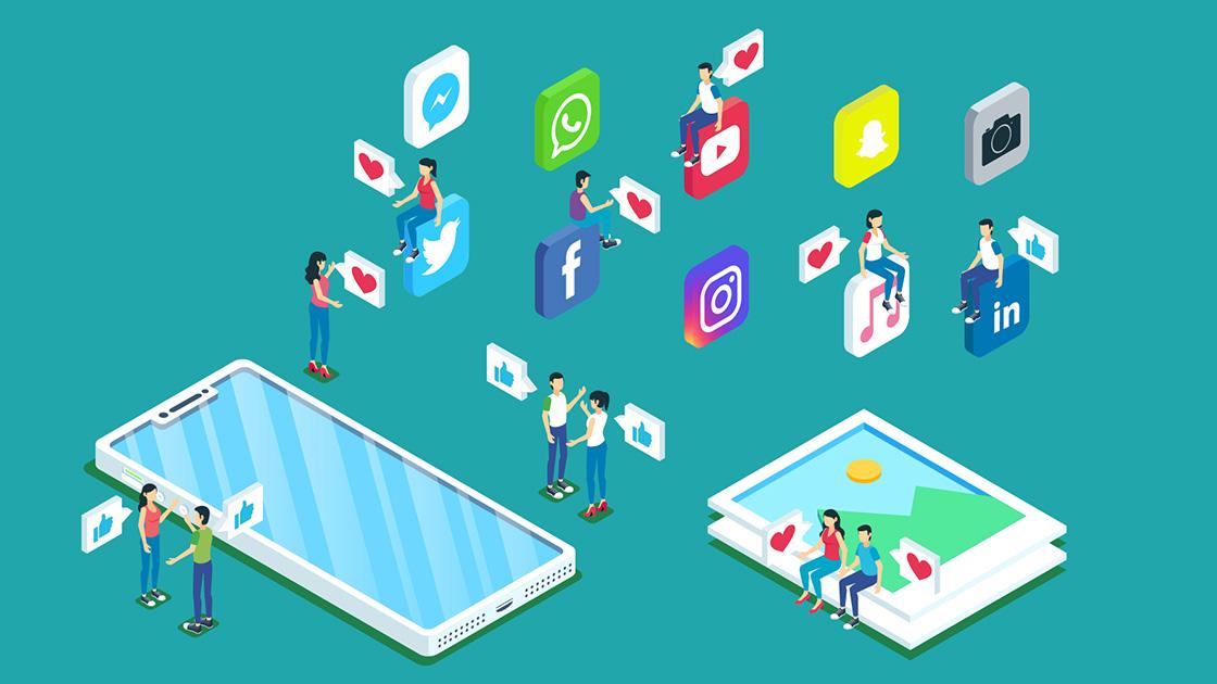 social media event promotion recurpost