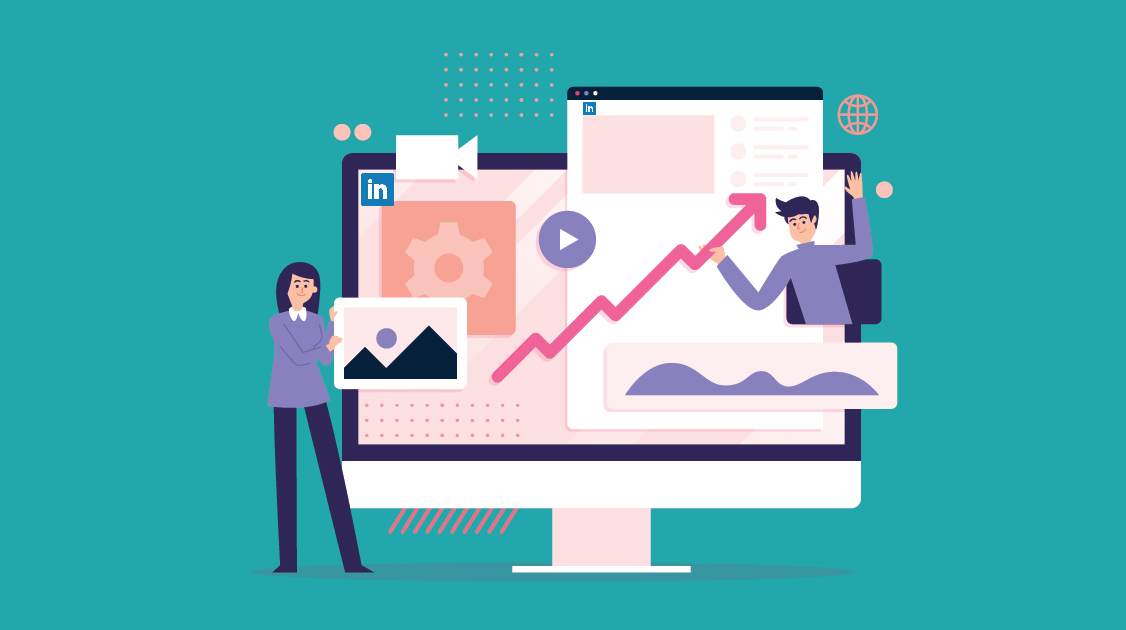 Linkedin Marketing - social media scheduler