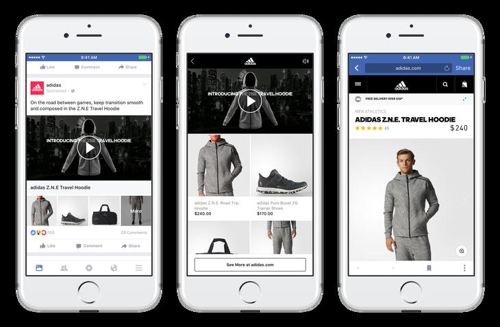 instant facebook ads experience - recurpost - social media scheduler