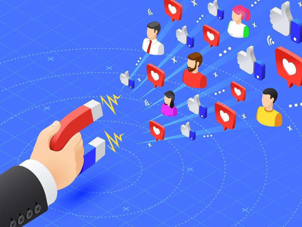 Brand launch on social media -  recurpost