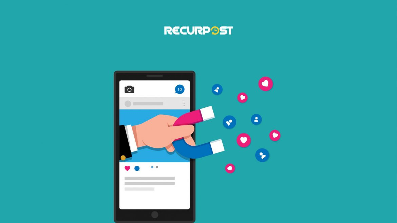 recurpost - social media scheduler